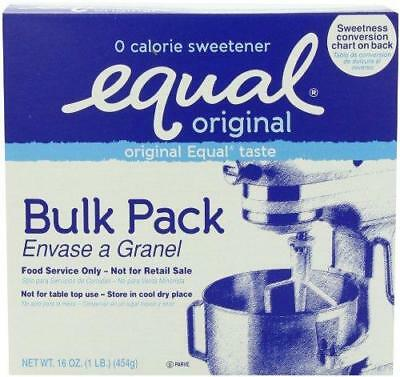 Equal Bulk Pack, 16 ounce packages (Pack of 6)