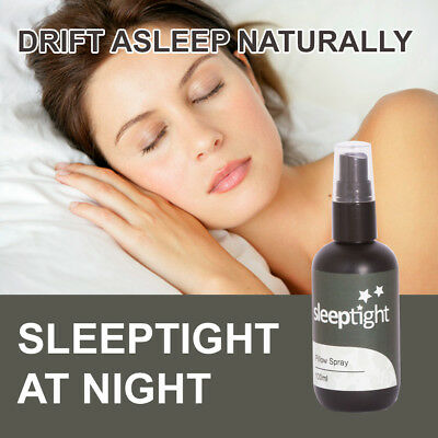 SLEEP TIGHT Anti-Anxiety Sleeping Spray for your pillow INSOMNIA Sleepless night