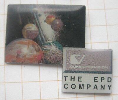 COMPUTERVISION / THE EPD COMPANY ...............Computer Pin (147h)