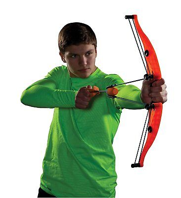 Bow & Arrow Toy Soft Safe Foam Darts Nerf Guns for Kids Shooting Game Gift New