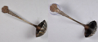 Monogrammed Tiffany & Co. Sterling Silver Scalloped Shell Spoon / Ladle !!!
