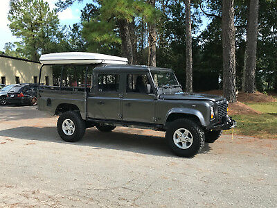 1985 Land Rover Defender  Overland ready Land Rover Defender 130 w/300tdi engine! open to trades