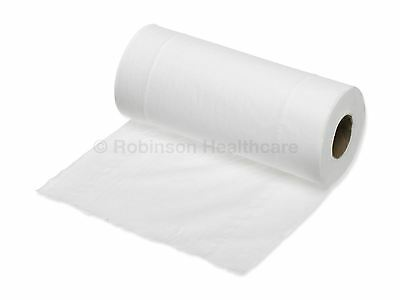 Readi Paper Wiper Roll White 250mm x 40m - 2ply 18 Rolls