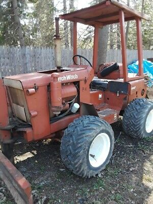 Ditch Witch Trencher R40