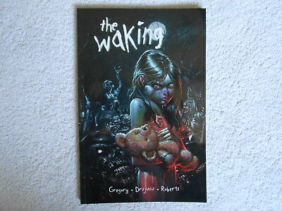 The Waking Graphic Novel Trade Paperback TPB Complete Story Zenescope