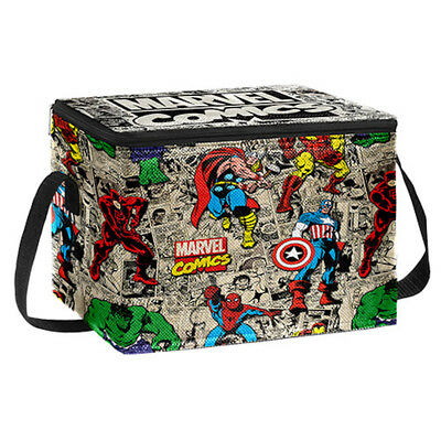 Marvel Comics Cooler Bag Lunch Box