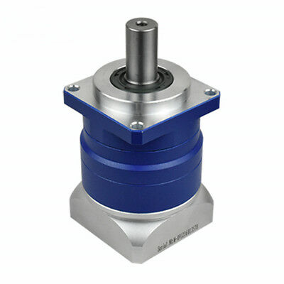 Helical planetary gearbox Ratio 3:1 to 10:1 for 400W AC servo motor shaft 14mm