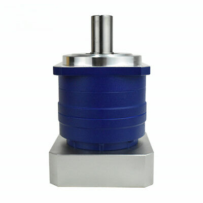 Helical planetary gearbox ratio 15:1 to 100:1 for NEMA23 stepper motor shaft 8mm