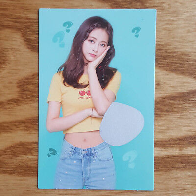 Tzuyu Official Photocard Twice What is Love The 5th Mini Album Kpop Genuine