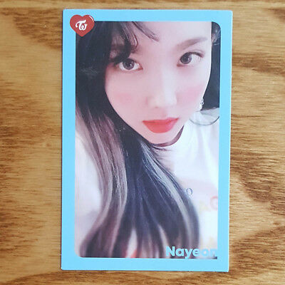 Nayeon Official Photocard Twice What is Love The 5th Mini Album Kpop Genuine