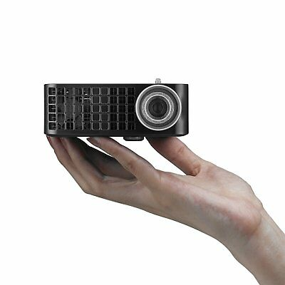 Dell Mini Mobile LED Projector M115HD DLP 10,000:1 450 Lumens 1280x800 Speakers