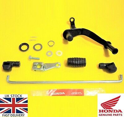 Honda Cbr125R Gear Lever & Rubber & Connecting Bar Set 2011 - 2019 * Uk Stock *