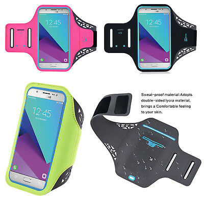 Arm Band Bag Armband Sports Running Case Cover For Galaxy S8/S9 Plus J3 J7 A6 A8