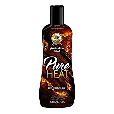 Australian Gold Pure Heat Hot Citrus Tingle 250ml
