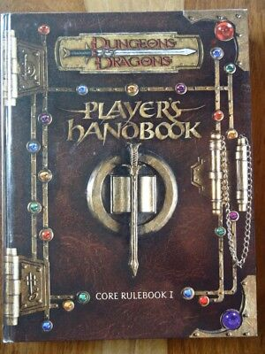 D&D Player´s Handbook - Core Rulebook I