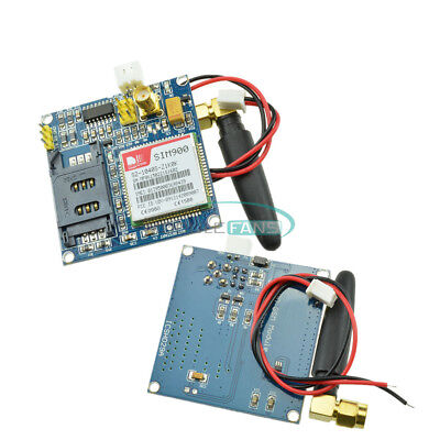 SIM900 850/900/1800/1900MHz Wireless Extension GSM GPRS Shield Development Board