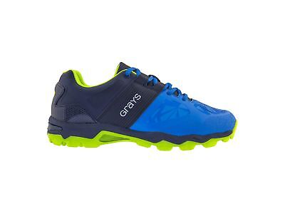 Grays Traction Mens Hockey Shoes - Electric Blue (2018/19), Free, Fast Shipping