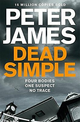 Dead Simple Roy Grace By Peter James Perfect Paperback 9781447262480
