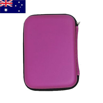 New 2.5-inch EVA External Hard Disk Drive (HDD/SSD/NAS) Carrying Case Organizer