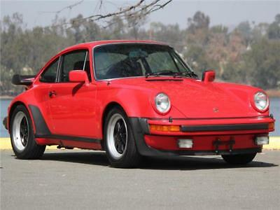 930 Turbo 1979 Porsche 930 Turbo 27,122 Original Mile Paint and Interior Pristine Survivor