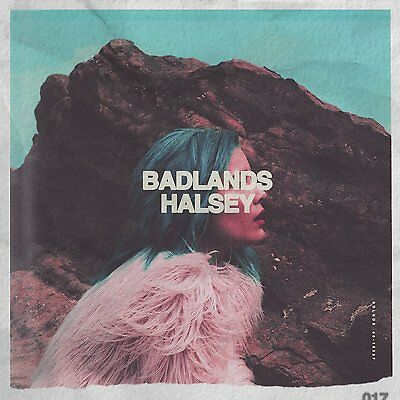 Badlands HALSEY Brand New and Sealed Deluxe Edition CD 0602547360359