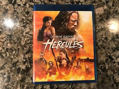 Hercules Blu-Ray! 2014 Action! See) Wrath Of The Titans & Clash Of The Titans
