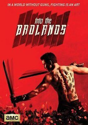 Into The Badlands: Season One, DVD, New, 2-Disc Set, New, Sealed
