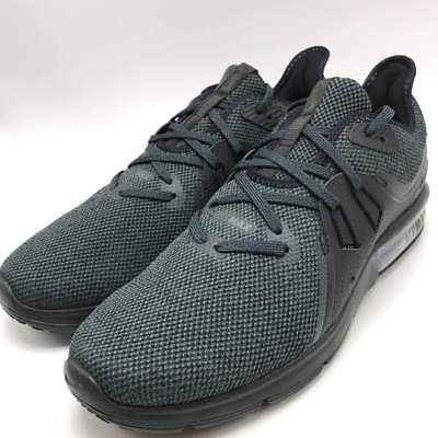 quality design ebd3b 820c0 Nike Air Max Sequent 3 Men s Running Shoes Black   Anthracite 921694-010