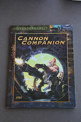 Cannon Companion - A Shadowrun Rules Expansion (RPG)