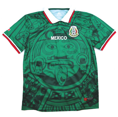 MADSTRANGE MEXICO 1998 Home Soccer Jersey -  34.00  c2fd0313c