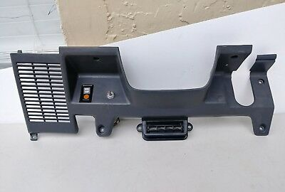 Toyota 4Runner Pickup Dolphin Rv Gray Lower Dash Panel Air Condition Vent 84 89