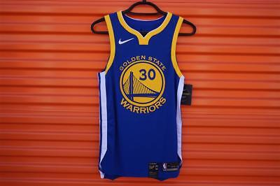 innovative design 27042 31f4c NEW 2018 MEN'S 863022 Nike Stephen Curry #30 Golden State Warriors Jersey  $200