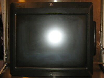 NCR 7403 POS Terminal, 15''  touch screen display monitor - used