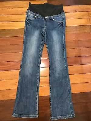 Maternity Jeans- size 10 and 12, buy together to save $$