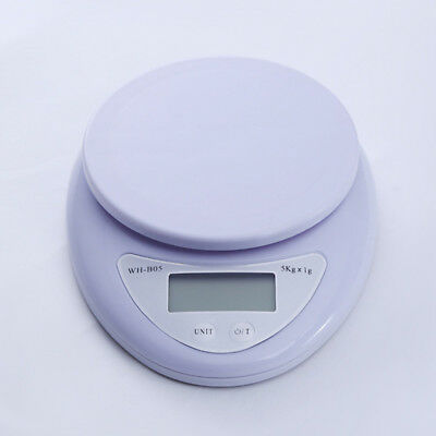 0.1g Weighing G, Digital Scale Electronic 5kg Diet Kitchen Postage Compact Food