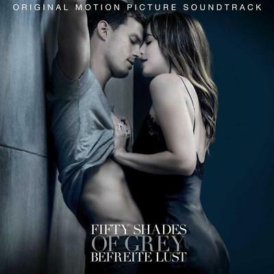 Fifty Shades Of Grey 3 Befreite Lust Original Motion Picture Soundtrack Audio Cd