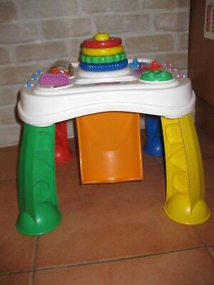 Baby toddler activity table
