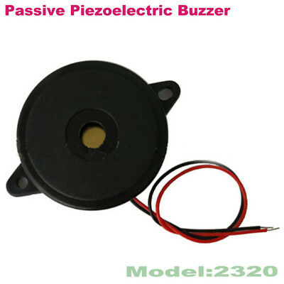 model number 2320  Passive Piezoelectric Buzzer with Flying Leads and Ears
