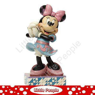 Jim Shore All Smiles Minnie Mouse Figurine Disney Traditions