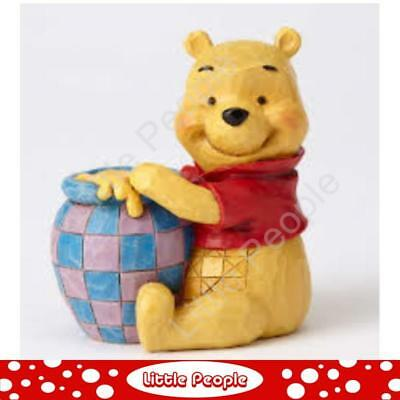 Jim Shore Winnie The Pooh Mini Figurine Figurine Disney Traditions