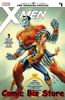 X-Men Wedding Special #1 (2018) 1St Printing Bagged & Boarded Marvel Comics