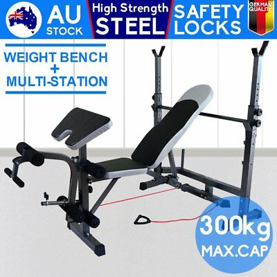 Weights Leg Curl Press Muscle Weight Bench Bodybuilding Exercise Machine
