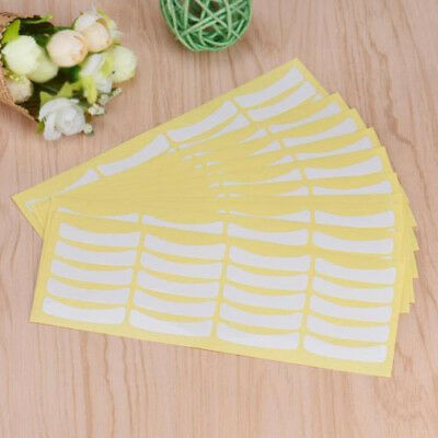 100 Pairs Eyelash Extensions Under Eye Pads Stickers for Eyelashes Extension