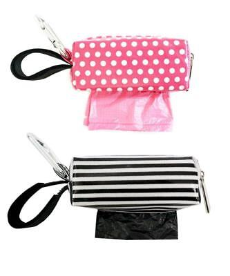 Oh Baby Bags Diaper Bag Clip-On Dispensers with Disposable for Dirty Diapers...