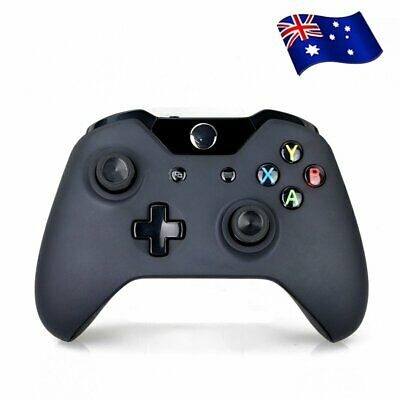 New Wireless Game Controller With Headset Jack For Microsoft Xbox One Console AU