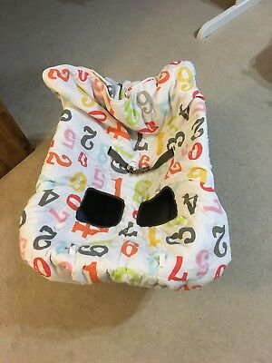 Shopping Cart Cover Baby Used Good Condition