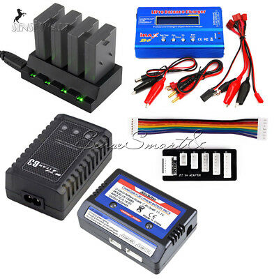Digital iMAX B6 LCD Screen RC Lipo NiMh Battery 2S 6S JST-XH Balance Charger