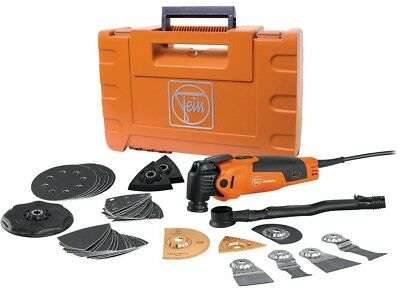 Multi Tool Kit MultiMaster Top Corded Electric Variable Speed w/ Attachment Bag
