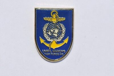 Pin Anstecker Marine Unifil Marops Task Force 448