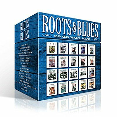The Perfect Roots & Blues Collection - New Box Set